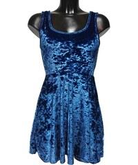 10d6ecb9903 TOPSHOP dámské modré šaty