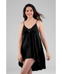 3a8eaafe998 Dorina Dámské plážové šaty Fiji Black černá