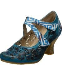 LAURA VITA Belfort 86, Mules Femme, Turquoise (Turquoise Turquoise), 41 EU