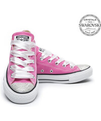 f46674c2dca Converse Swarovski Pink Low