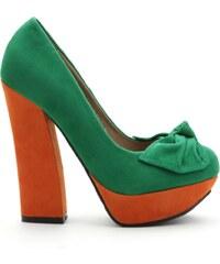 2d5cc07f36 Zöld Magassarkú cipők | 100 termék egy helyen - Glami.hu