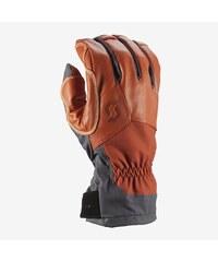 Scott Lyžařské rukavice Explorair Tech - světlá kůže 0907e29937