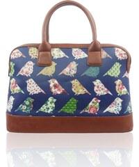 Miss Lulu Obojstranná kabelka na rameno s kozmetickou taštičkou ... 67dca7ff00