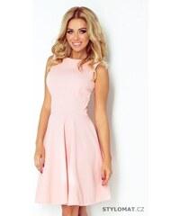 Numoco Elegantní kvalitní šaty e31e879216