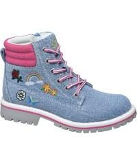 Dámske čižmy a členkové topánky Zlacnené nad 30% z obchodu Deichmann ... 45a55fa5505