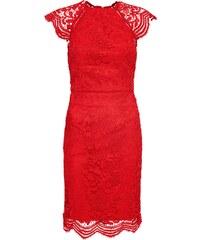 851d1855e0e0 Chi Chi London Kokteilové šaty červené