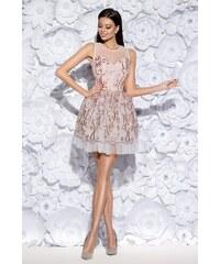 BICOTONE Dámské šaty Zlatěnka 658f2af144