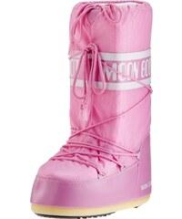 245ec352302 Moon Boot Nylon 14004400 - Bottes de Neige - Mixte Enfant Rose (Rosa) 45