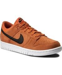 e097be5dd05 Boty NIKE - Nike Dunk Low 904234 800 Terra Orange Black White
