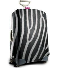 Obal na kufr SUITSUIT® 9015 Zebra