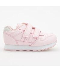 Reserved - Sportovní boty na suchý zip - Růžová 9b6ca6d501