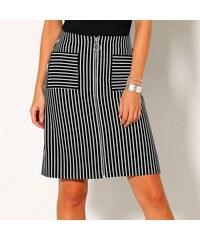 Černé pruhované dámské oblečení - Glami.cz d26d9685495