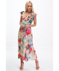 Šaty se vzorem z obchodu Amando.cz - Glami.cz 666975fa76