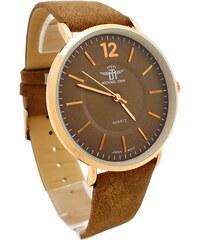 Dámské hodinky John Minde hnědé 620D 0d2ebca6472