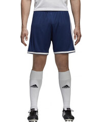 Pánske krátke nohavice adidas Performance REGISTA 18 SHO (Tmavo modrá    Biela) 5c1a6984183