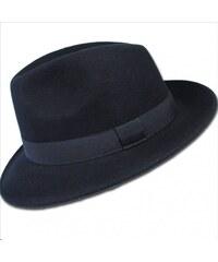 c41327ebfa1 Černý pánský klobouk voděodoný Assante 85006
