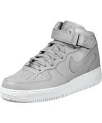Nike Air Force 1 '07, Chaussures de Gymnastique Homme, Gris (Vapste Greyblacksummit White 008), 42.5 EU
