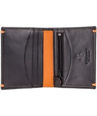 a8af14ccb71 Visconti ALPINE AP 61 pánská kožená peněženka černá s RFID