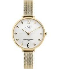 Dámské elegantní ocelové náramkové hodinky JVD J4169.3 bb1b1e793fc