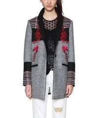 kabát Desigual Abrig Nagoya Japan negro c353b782813