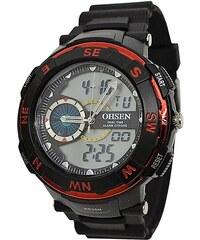 d3a409a158c Pánské hodinky Ohsen 1312 červené
