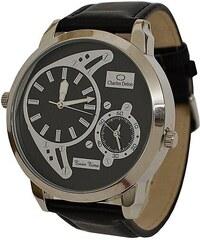 Pánské hodinky Charles Delon 5434 černé 317ec7614a