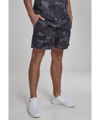Pánske kraťasy Urban Classics Camo Mesh Shorts darkcamo f29252ce80