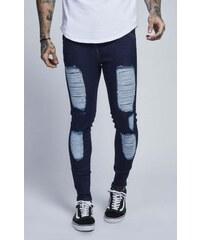 2Y PREMIUM 2Y kalhoty pánské Xenos Skinny Jeans Dark Blue. Velikosti  W32  da32ab998f