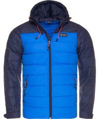 Zimní péřová prošívaná bunda pánská Kilpi SVALBARD-M BLU d156f498c40