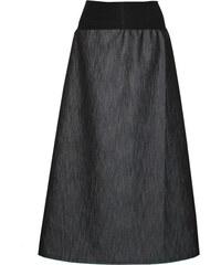 Radka Kudrnová Dlouhá džínová sukně 9420c23630