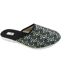 Dámské domácí pantofle Bokap 006 zelená d780fbf419