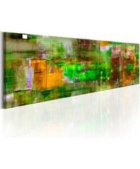 b8397c7812b Zelený výraz (140x42 cm) - Murando DeLuxe