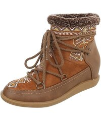 Dámske vysoké zimné topánky 1b58f45eea8