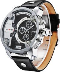 0ecca3d526d Pánské hodinky WEIDE 3301 stříbrné - černé