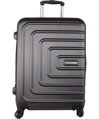 8c89cae185 Talianske Cestovné kufre veľké L tmavosivé 105 - 114 litrov Letino dark  gray cw668