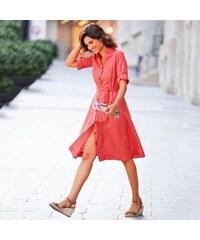 Krátké košilové šaty - Glami.cz 65c35210d1
