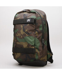 70a61650eb Nike NK SB Courthouse Backpack - AOP camo zelený   černý