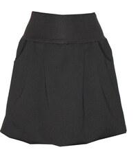Radka Kudrnová Černá balonová sukně 5f97e3e056