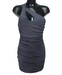 AX PARIS dámské šedé šaty 20d72ac9384