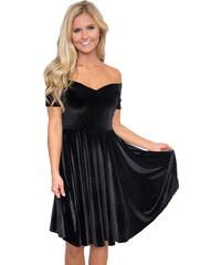 Elegantní šaty z obchodu KatyShop.cz - Glami.cz 1412e9eac0