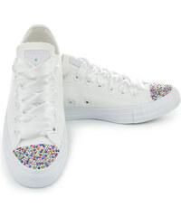 0bfbdf7162d6 Biele Dámske topánky z obchodu Shoozers.eu