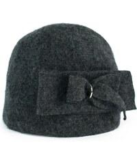 Šedý dámský klobouk Assante 86987 - Glami.cz 42d00e7fe0