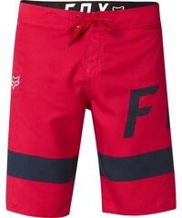 95b84a101ca Pánské koupací šortky Fox Listless Boardshort Dark Red 31