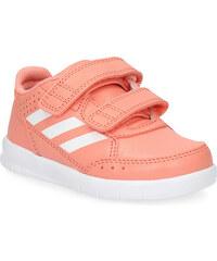 242bc794d16 Adidas Dívčí růžové tenisky na suché zipy