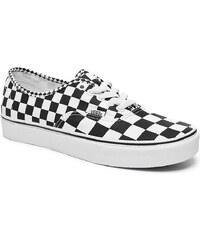 55e38c15020 Vans Authentic mix checker black true white