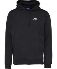 Nike Sportswear Mikina  PO FLC CLUB  černá a47279be3f
