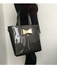Lakovaná kabelka LYDC London Kirtley 9277a7cff20
