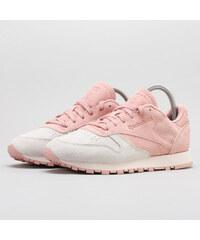 9bbc20e94c3 Reebok Classic Leather NBK pale pink   chalk pink