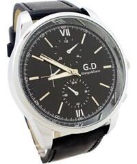 Giorgio Dario Pánské hodinky G.D Capri černé 303ZP c67900172c