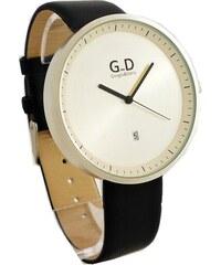 79d3ee53607 Dámské hodinky G.D Pery stříbrno-černé 561ZD